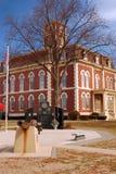 Gmach sądu w Effingham okręgu administracyjnym, Illinois Zdjęcia Stock