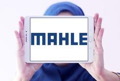 GmbH λογότυπο Mahle Στοκ Εικόνες