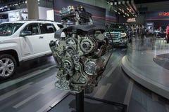 GMC引擎 库存图片