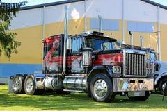 GMC Algemene Amerikaanse 1986 toont Vrachtwagen Royalty-vrije Stock Foto's