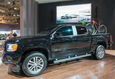 GMC Canyon in the CIAS Stock Photos