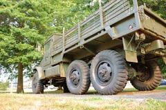 GMC militär lastlastbil Royaltyfri Fotografi