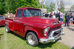 GMC Model 101 1/2-Ton Suburban Pickup Truck Royalty Free Stock Photo