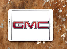 GMC motors logo Stock Image