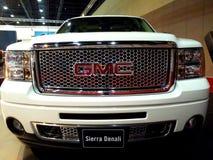 GMC Siërra Denali Royalty-vrije Stock Afbeelding