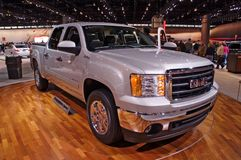 GMC Sierra 2009 Royalty Free Stock Photos