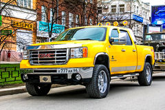 GMC Sierra 2500HD Stock Images