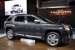 GMC Terrain Denali Royalty Free Stock Photos
