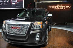 GMC Terrain Denali Stock Photo