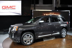GMC Terrain Denali Stock Photos