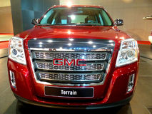 GMC Terrain SUV Stock Images