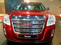 GMC Terrein SUV Stock Afbeeldingen
