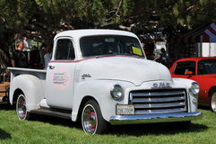 GMC Truck Royalty Free Stock Images