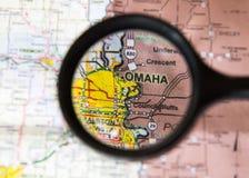 Gmeranie dla Omaha Nebraska obraz royalty free