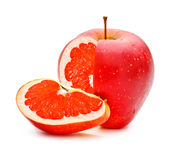GMO Applegrape Royalty Free Stock Photography