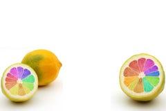 GMO citroen royalty-vrije stock fotografie