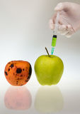 GMO food Stock Images