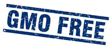 Gmo free stamp. Gmo free grunge vintage stamp isolated on white background. gmo free. sign stock illustration