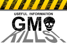 GMO kills Stock Photos
