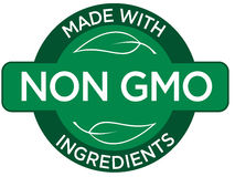 GMO livra Foto de Stock Royalty Free