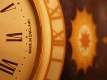 GMT: Het begin van Tijd Stock Foto