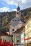 Gmuend σε Kaernten, Αυστρία Στοκ εικόνες με δικαίωμα ελεύθερης χρήσης
