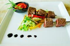 gnälla kebab Royaltyfria Foton
