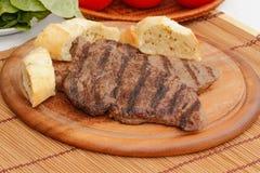 Gnälla steak Royaltyfri Fotografi