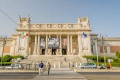 GNAM muzeum Włochy, Rzym - Zdjęcie Stock