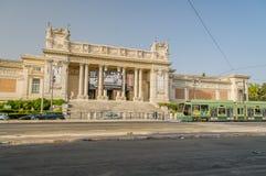 GNAM muzeum Włochy, Rzym - Fotografia Stock