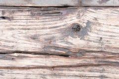 Gnarl Drewniana podłoga Zdjęcia Stock