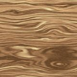 Gnarly Wood. Seamless Texture Tile Stock Image