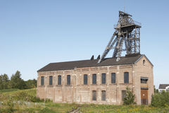 Gneisenau Colliery Shaft, Dortmund 01 Royalty Free Stock Photography