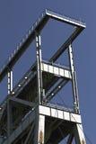 Gneisenau Colliery Shaft, Dortmund 07 Stock Images
