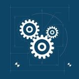 Gänge, Teamwork, gemeinsame Bemühungen Stockfoto