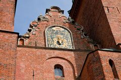 Gniezno Cathedral Basilica Stock Photography