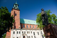 Gniezno Cathedral Basilica Royalty Free Stock Image