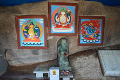 Günjin Süm Temple Monastery Royalty Free Stock Image