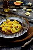 gnocchi домодельное Стоковые Фото