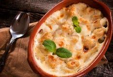 Итальянский gnocchi Стоковая Фотография RF