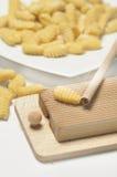 gnocchi Royalty-vrije Stock Afbeeldingen