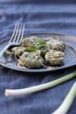 gnocchi zdjęcia stock