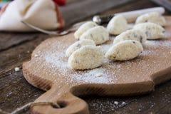 gnocchi Imagen de archivo libre de regalías
