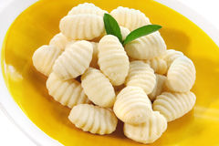 Gnocchi royalty free stock photography
