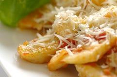 Gnocchi Imagem de Stock