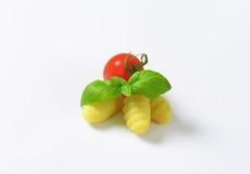 Gnocchi cuit Images libres de droits