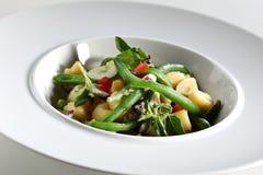 Gnocchi dish Royalty Free Stock Photo