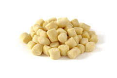 Gnocchi, fresh italian pasta Royalty Free Stock Photos