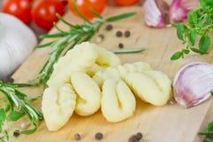 Gnocchi Royalty Free Stock Photography
