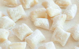 Gnocchi, Italian Pasta Royalty Free Stock Images